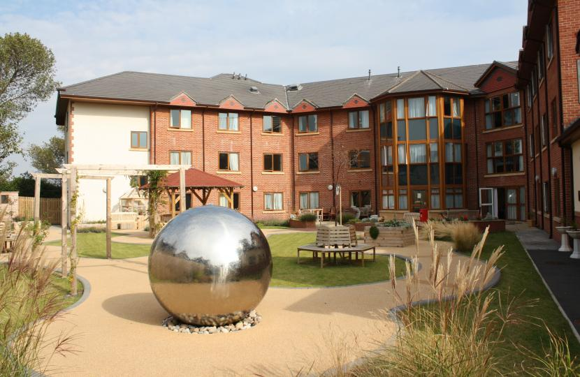 Hoylake Cottage Hospital - Dementia Village