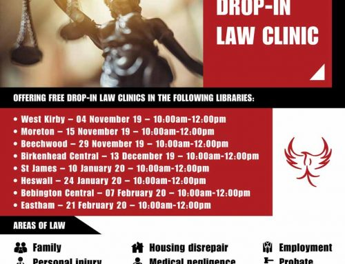 Free Drop-in Law Clinics